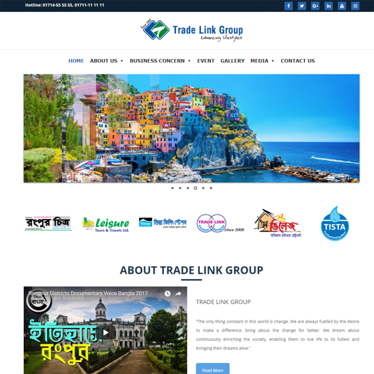Trade Link Group