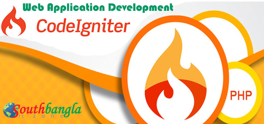 Web Application Development With Codeigniter